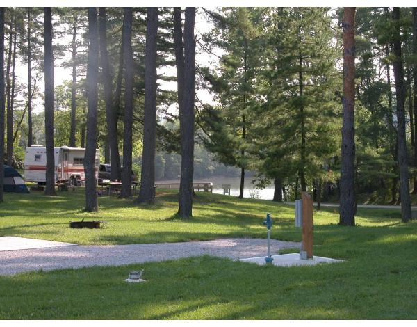 Slide show for Winton woods cabins